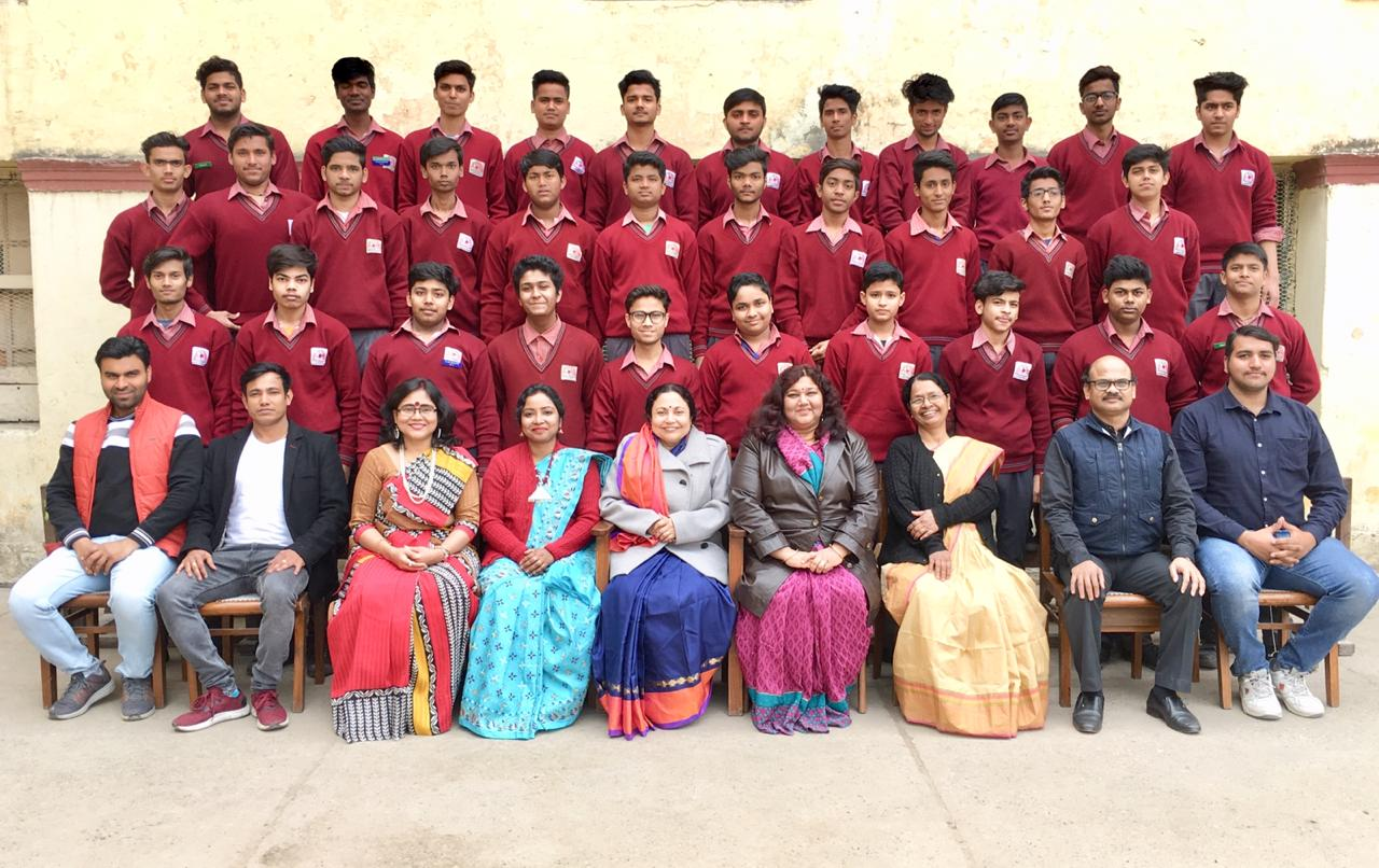 Glimpse of our students